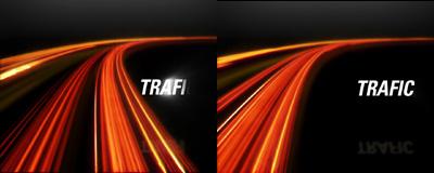 L'habillage de BFM TV Frise_traffic01